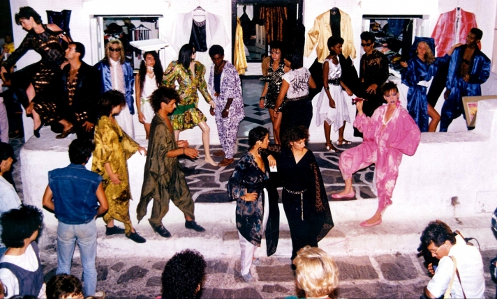 1978 A Fashion Performance Designed by Dimitris Tsouanatos Sat. 24/11 starts 21.00